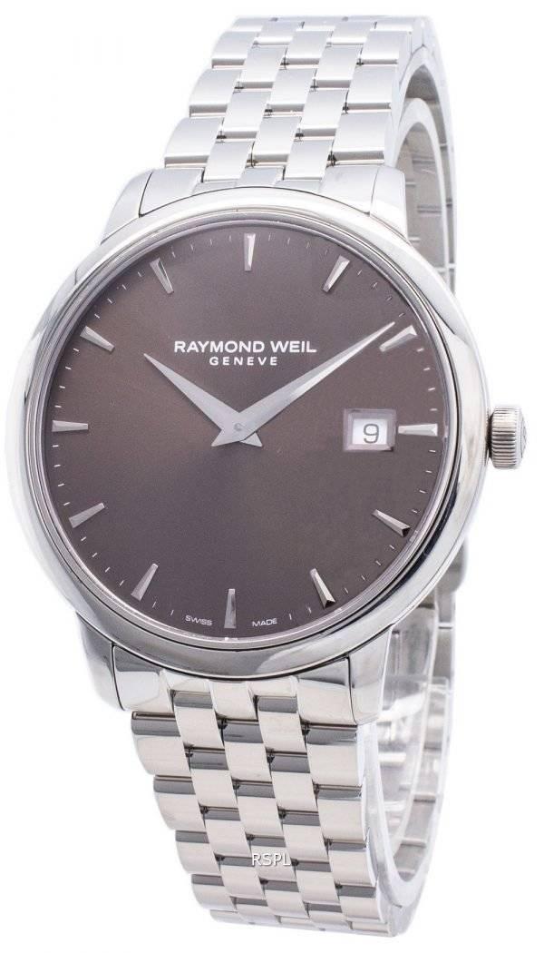Raymond Weil Geneve Toccata 5488-ST-70001 kvartsi miesten kello