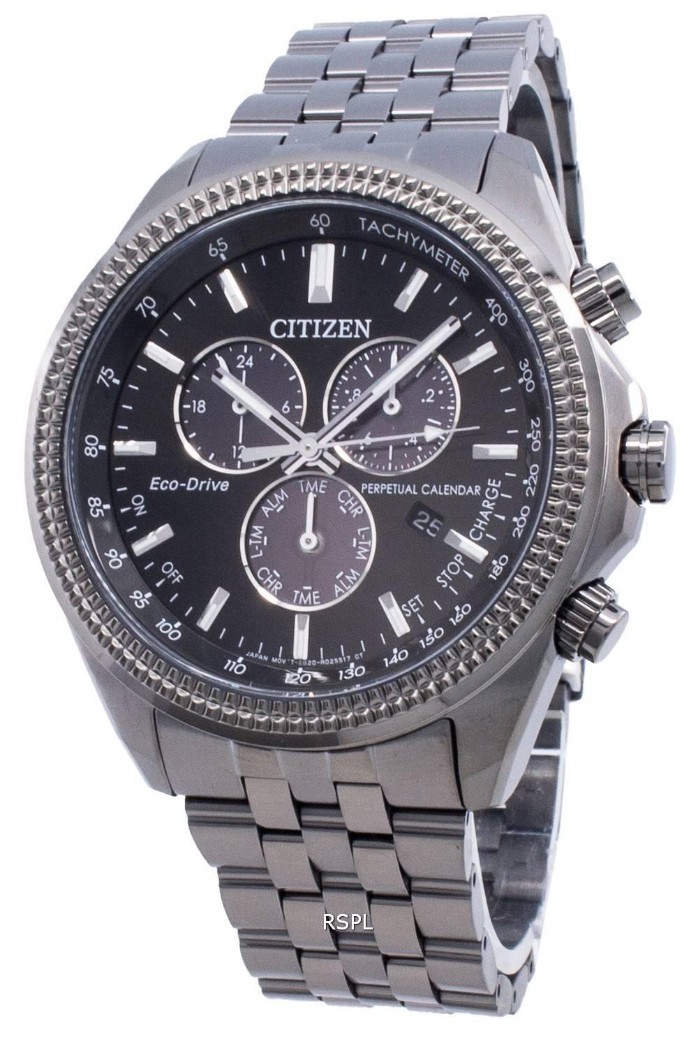 Citizen Brycen Eco-Drive BL5567-57E takymetrinen miesten kello