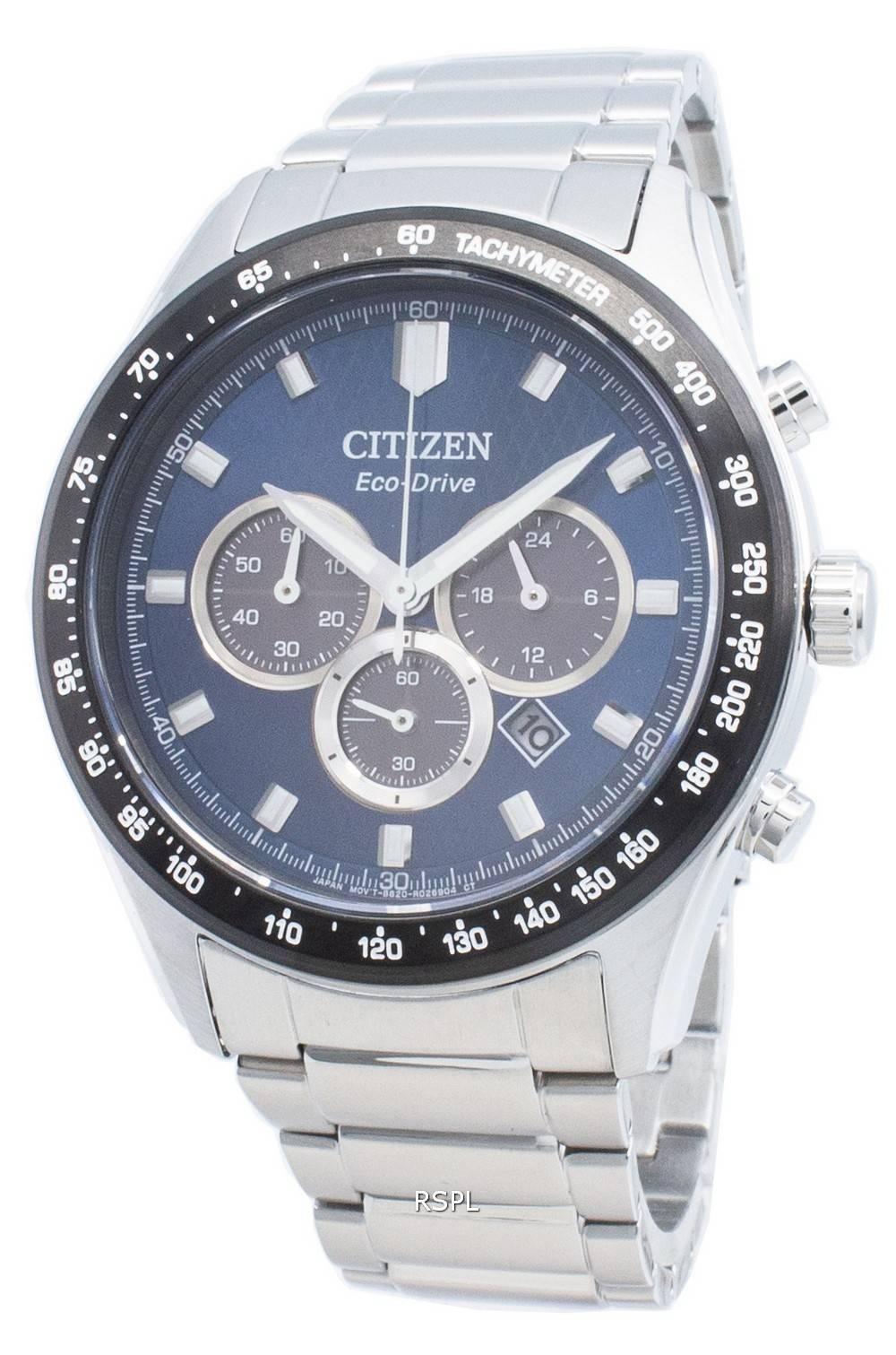 Citizen Eco-Drive CA4454-89L takymetrinen miesten kello