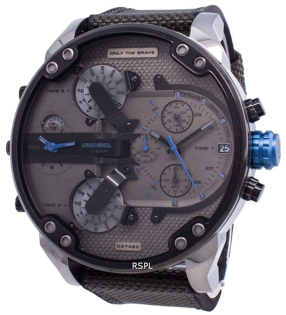 Diesel Mr.Daddy 2.0 DZ7420 Chronograph Quartz Miestenkello