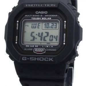 CASIO G sokki Radio Atomic -ohjattu Japanissa valmistettu GW-5000-1JF miesten kello