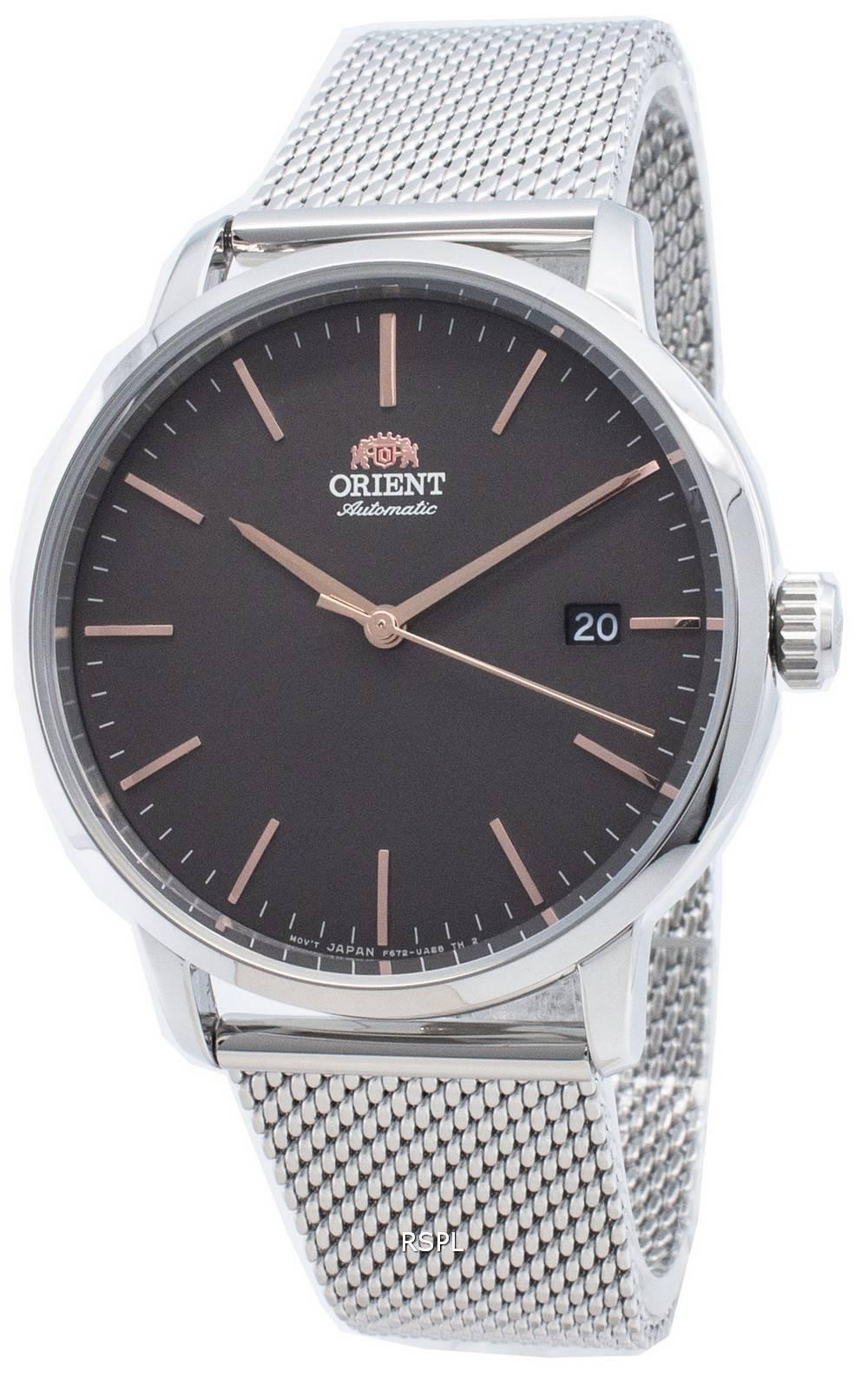 Orient nykyaikainen RA-AC0E05N10B automaattinen miesten kello