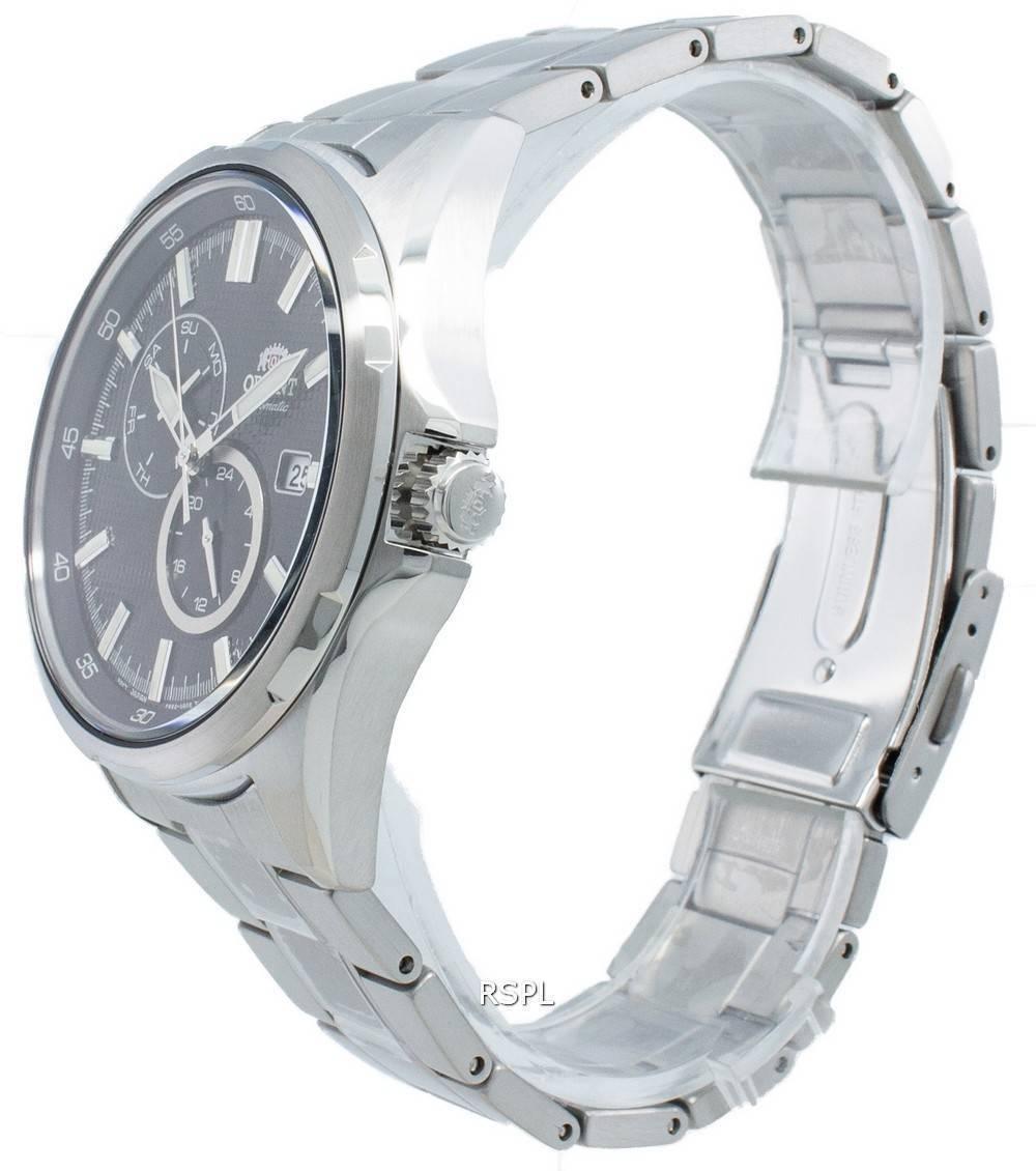 Orient automaattinen RA-AK0602B10B miesten kello