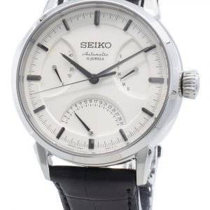 Seiko Presage Automaattinen virranvaranto 31 Jalokivet SARD009 miesten kello