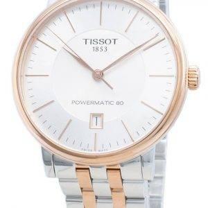 Tissot T-Classic Carson Premium Powermatic 80 T122.407.22.031.01 T1222072203101 miesten automaattinen kello
