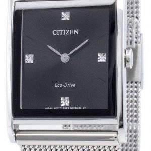 Citizen Eco-Drive Axiom BL6000-55E timanttikoristeet naistenkello