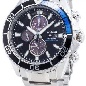 Citizen Eco-Drive PROMASTER CA0719-53E 200M miesten kello