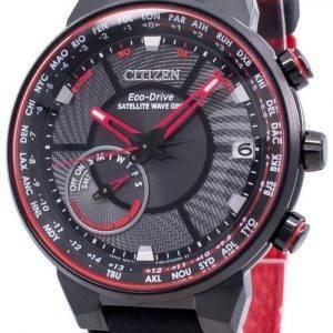 Citizen Eco-Drive Satelliitti-aalto GPS CC3079-11E miesten kello