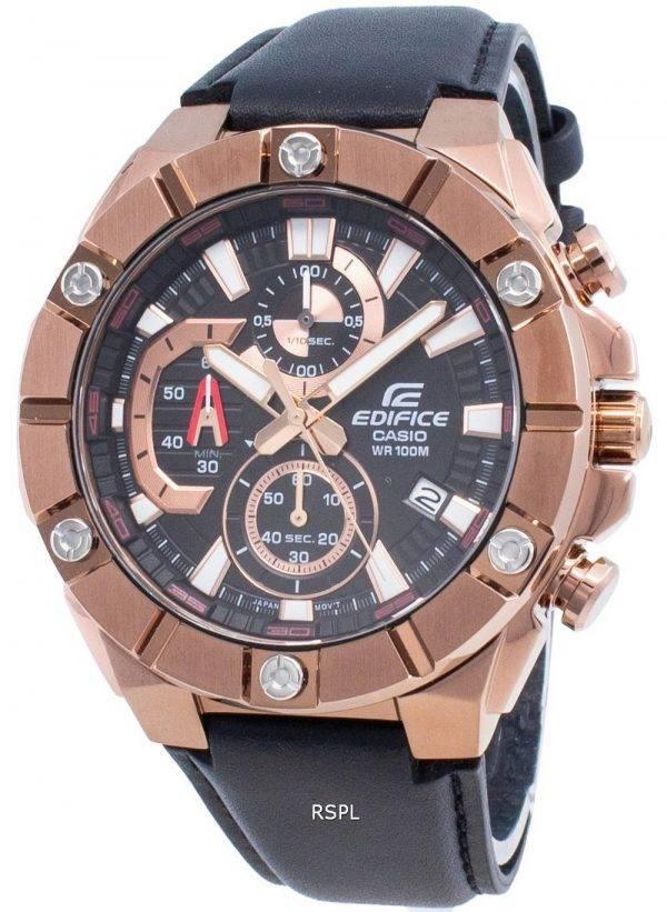 Casio Edifice EFR-569BL-1AV Chronograph Quartz miesten kello