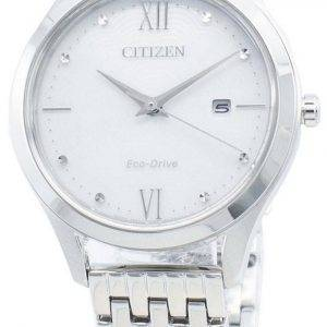 Citizen Eco-Drive EW2530-87A timanttikoristeet naistenkello