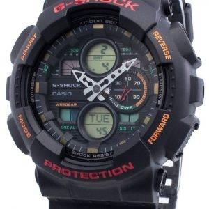 Casio G-Shock GA-140-1A4 iskunkestävyyskvartsi 200M miesten kello
