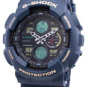 Casio G-Shock GA-140-2A iskunkestävyyskvartsi 200M miesten kello