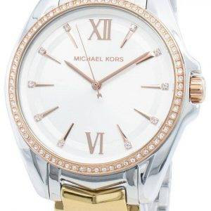 Michael Kors Whitney MK6686 timanttikoristeet kvartsi naistenkello