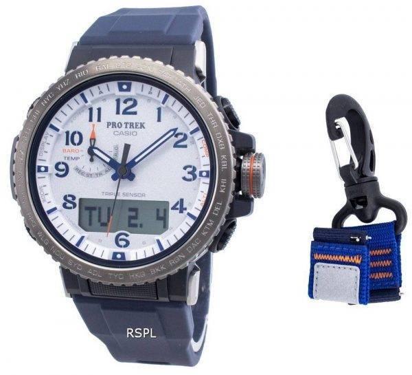 Casio PROTREK PRW-50YAE-2 Maailmanaikainen aurinko kvartsi miesten kello