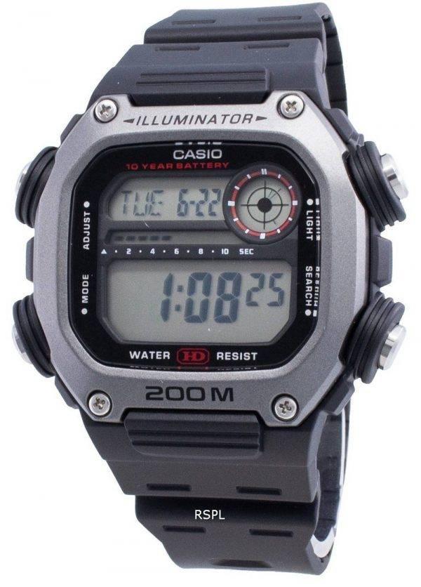 Casio DW-291H-1AV Quartz 200M miesten kello