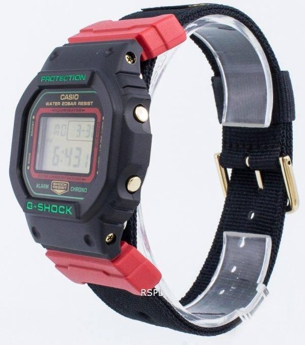 Casio G-Shock DW-5600THC-1 Quartz 200M miesten kello