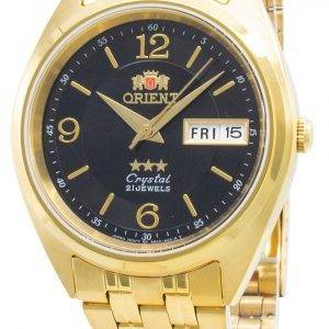 Orient Tri Star FAB0000CB9 automaattinen miesten kello