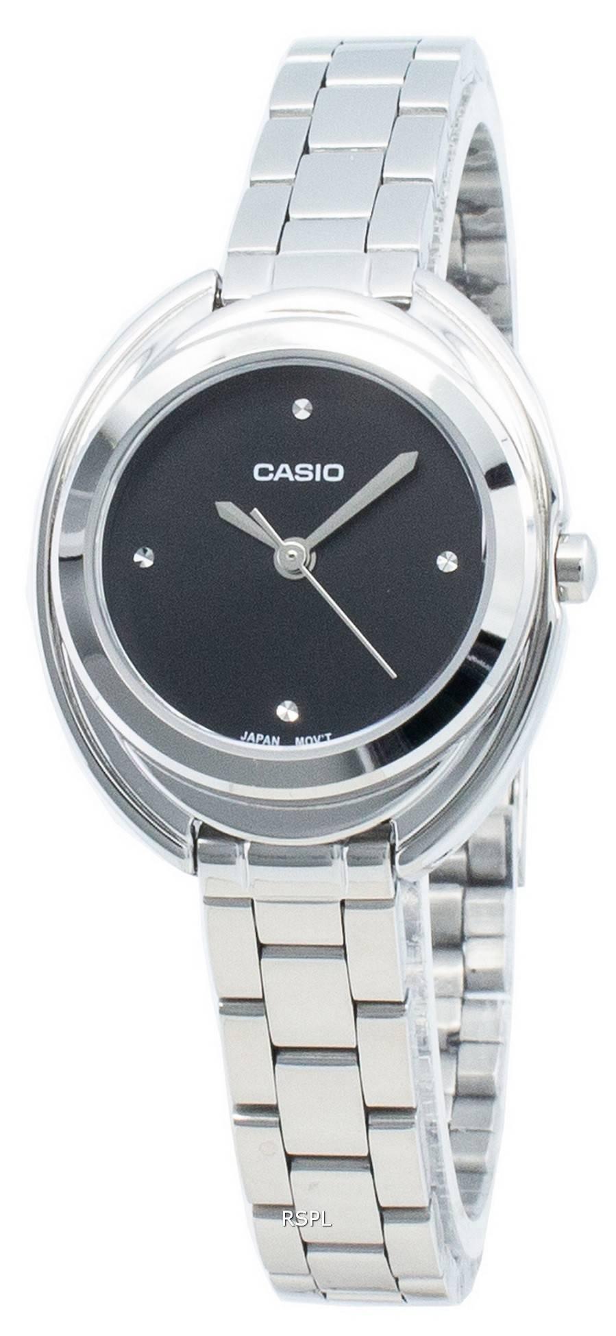 Casio Enticer LTP-E166D-1C Quartz naistenkello