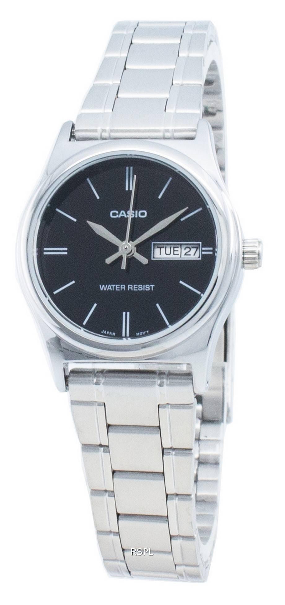 Casio LTP-V006D-1B2 kvartsi naisten kello