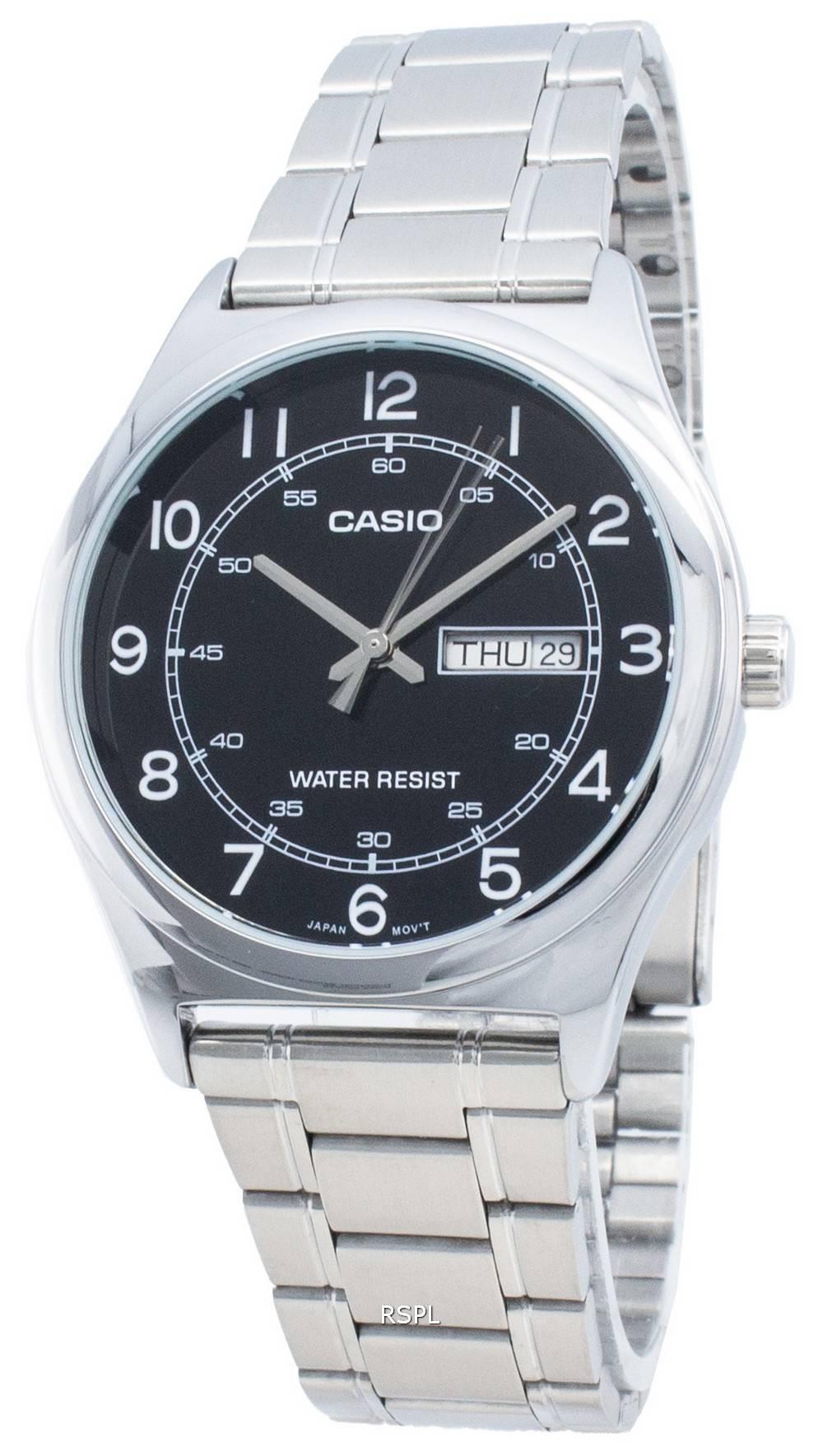 Casio MTP-V006D-1B2 Quartz miesten kello