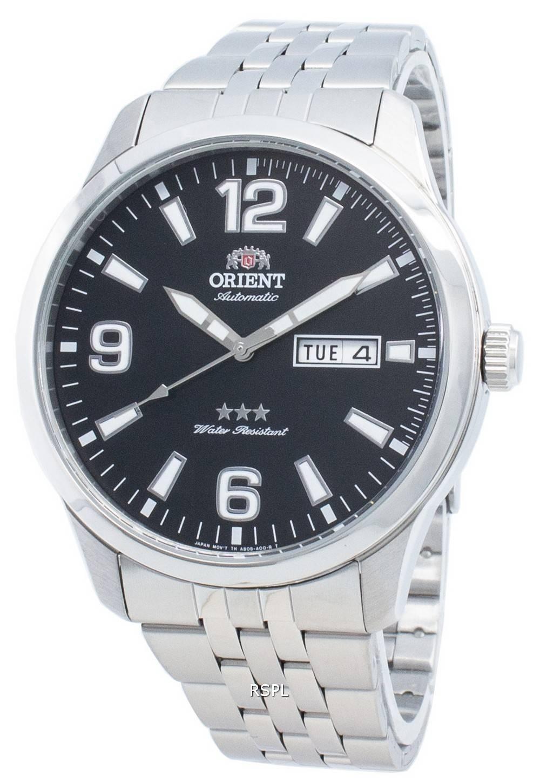 Orient Tri Star RA-AB0007B19B automaattinen miesten kello