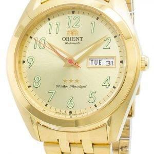 Orient Tri Star RA-AB0036G19B automaattinen miesten kello