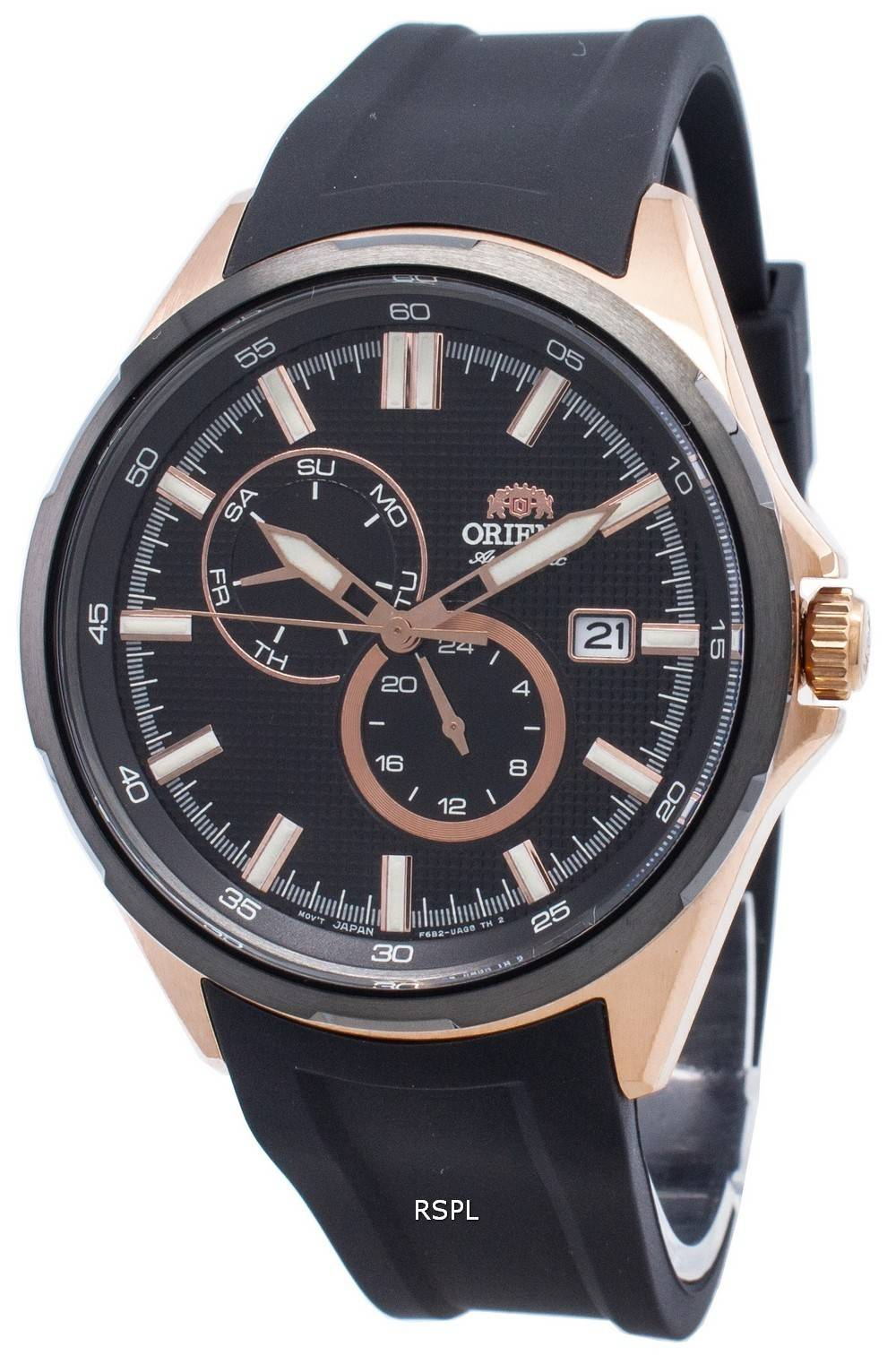 Orient automaattinen RA-AK0604B10B miesten kello