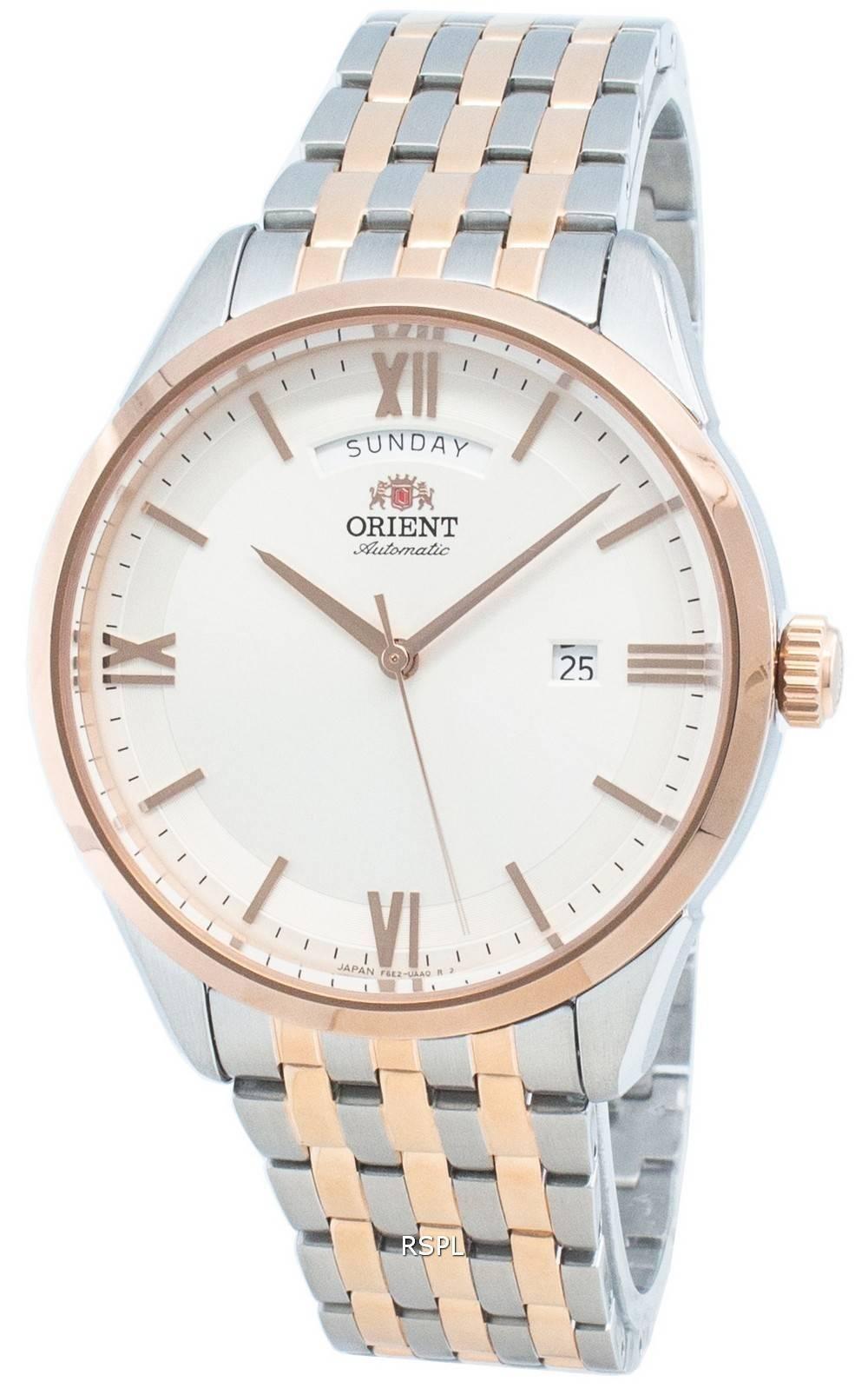 Orient automaattinen RA-AX0001S0HB miesten kello