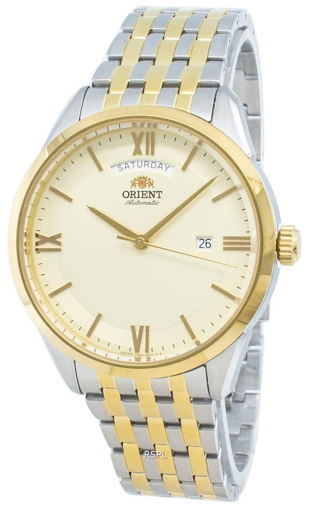 Orient automaattinen RA-AX0002S0HB miesten kello