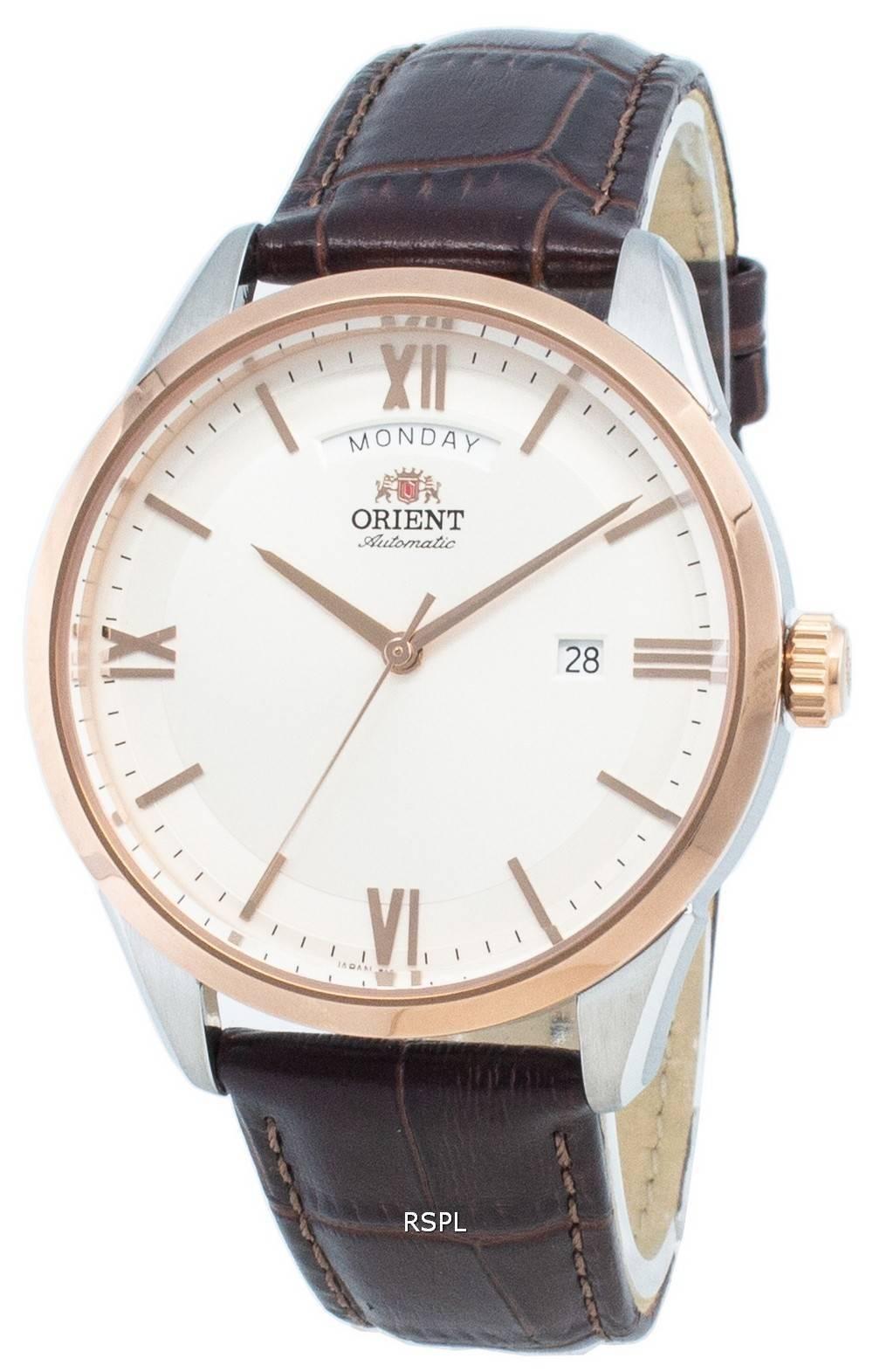 Orient nykyaikainen automaattinen RA-AX0006S0HB miesten kello