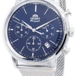 Orient Classic RA-KV0401L10B Chronograph Quartz miesten kello