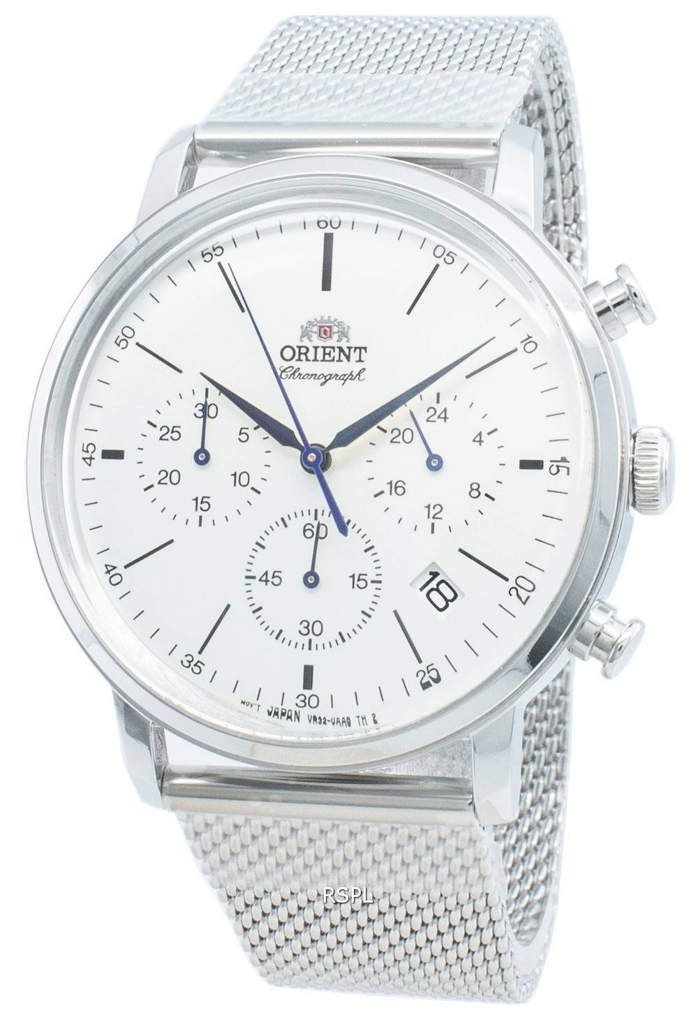 Orient Classic RA-KV0402S10B Chronograph Quartz miesten kello