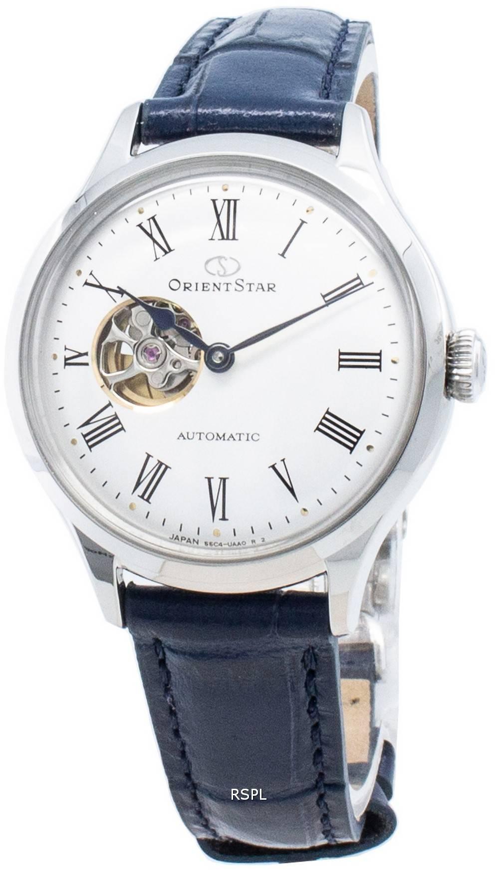 Orient Star -automaatti RE-ND0005S00B Open Heart -naisten kello
