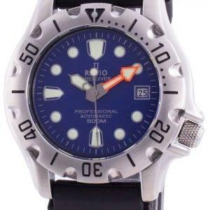 Suhdevapaa Diver Professional 500M Sapphire automaattinen 32BJ202A-BLU miesten kello