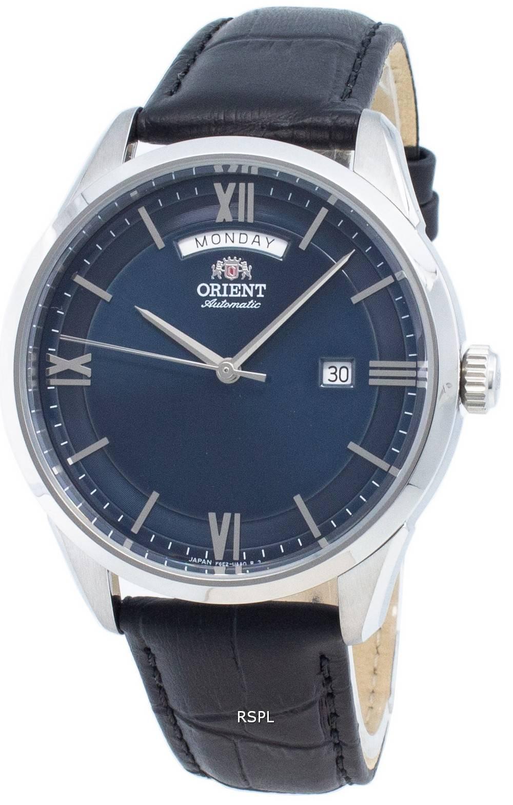 Orient nykyaikainen automaattinen RA-AX0007L0HB miesten kello