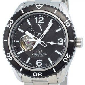 Orient Star automaattinen RE-AT0101B00B avoimen sydämen 200M miesten kello