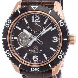 Orient Star automaattinen RE-AT0103Y00B avoimen sydämen 200M miesten kello
