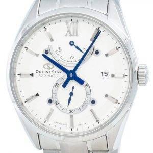 Orient Star -automaatti RE-HK0001S00B Japanissa valmistettu miesten kello