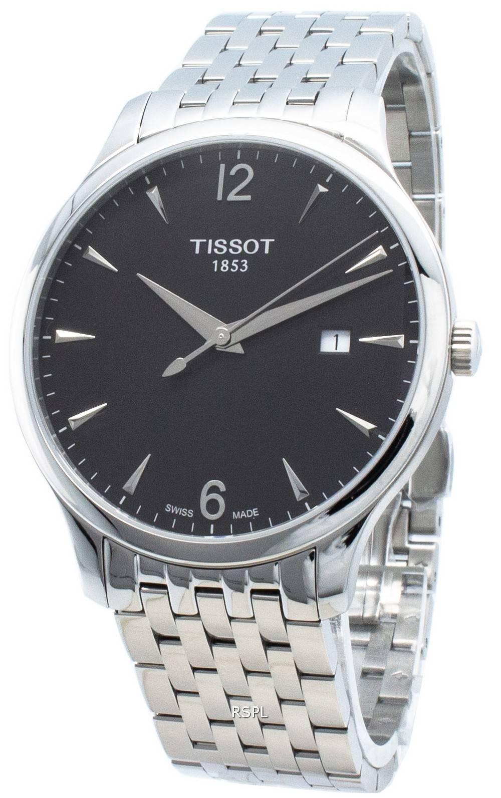 Tissot T-Classic Tradition T063.610.11.057.00 T0636101105700 Quartz miesten kello