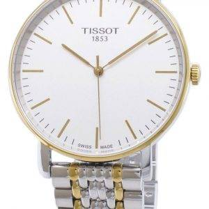 Tissot T-Classic Everytime Medium T 109.410.22.031.00 T1094102203100 Quartz analoginen Miesten Watch