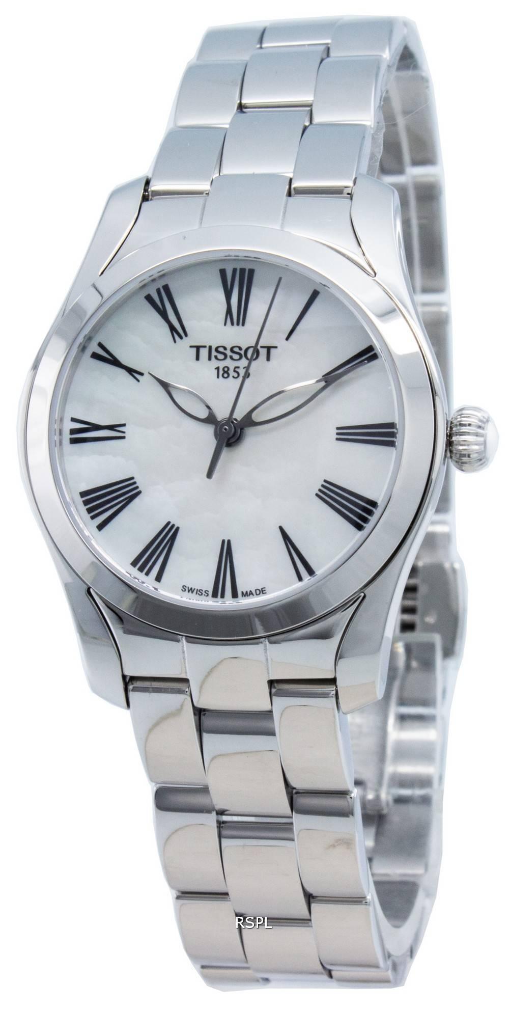 Tissot T-Wave T-Lady T112.210.11.113.00 T1122101111300 kvartsi naisten kello