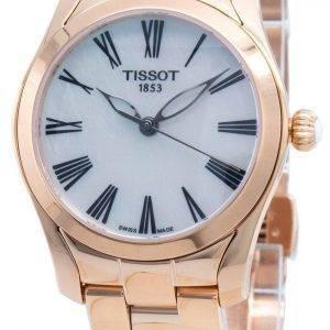 Tissot T-Wave T-Lady T112.210.33.113.00 T1122103311300 kvartsi naisten kello