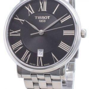 Tissot Carson Premium T122.410.11.053.00 T1224101105300 Quartz miesten kello