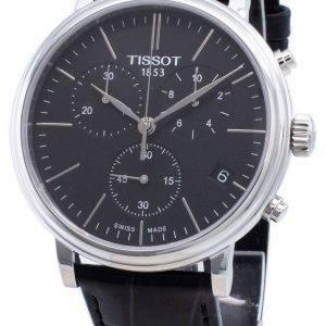 Tissot Carson Premium T122.417.16.051.00 T1224171605100 Chronograph Quartz miesten kello