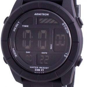 Armitron Sport 408253BLK Quartz miesten kello