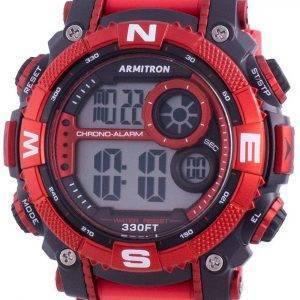 Armitron Sport 408284RDBK Quartz Compass miesten kello