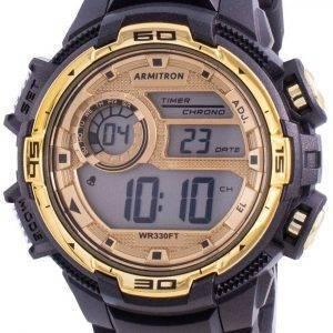 Armitron Sport 408347BKGD Quartz miesten kello