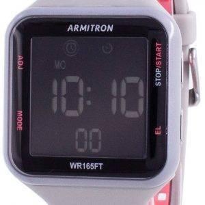Armitron Sport 408417PGY Quartz Unisex -kello