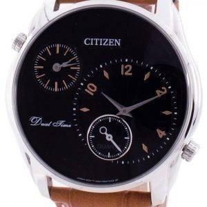 Citizen Dual Time AO3030-08E Reloj de cuarzo para hombre