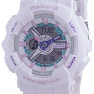 Casio Baby-G BA-110TH-7A Reloj de mujer resistente a los golpes de cuarzo